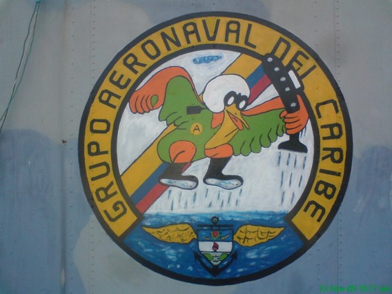 GRUPO AERONAVAL DEL CARIBE