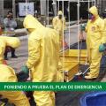 SIMULACRO DERRAME DE ÁCIDO PARQUE INDUSTRIAL DE MALAMBO (PIMSA)