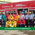 SIMULACRO POR SISMO EN ZONA FRANCA DE BARRANQUILLA